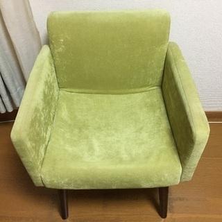 ダイニングチェア 緑 グリーン 椅子