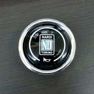 ▶ナルディ ホーンボタン メッキ NARDI クラシック ポリッ...