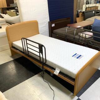 中古 dream bed 電動シングルベッド 介護などにも 幅2...