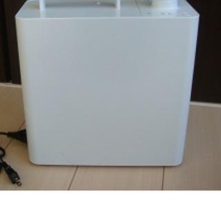 激安💖無印良品 シンプルデザイン加湿器① ホワイト 中古品