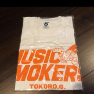 MUSIC SMOKERS 限定1000着 tシャツのみ