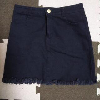 デニムスカートサイズM
