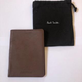 ☆エディフィス☆ カードケース ポールスミスの袋付き