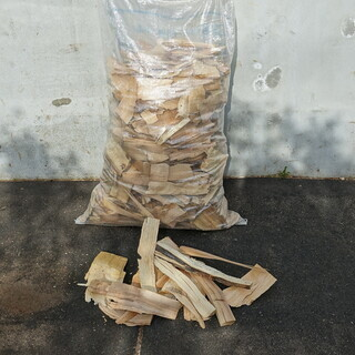 薪ストーブ用 焚き付け材 受付期間は1か月です。