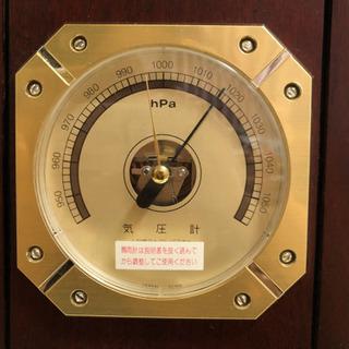●お取引完了●レトロ 温度計 湿度計 気圧計 − 熊本県