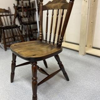 【中古】松本民芸家具 椅子 職人手作り ビンテージ家具 - 家具