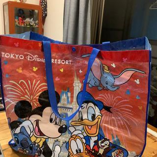 【Disney】大ショッピングバッグ