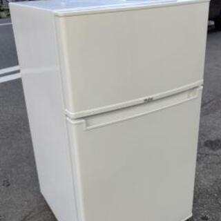 🉐2015年製‼️🏡ハイアール🥶冷蔵庫🥶 💮2ドア85ℓ✨ 💴配...