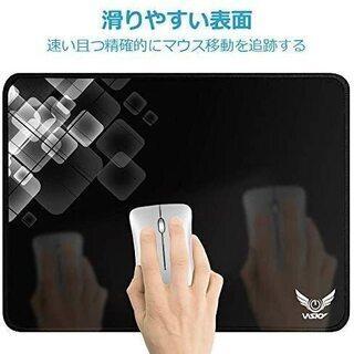 【値下げ・新品】ゲーミングマウスパッドA4サイズ・レーザーマウス対応