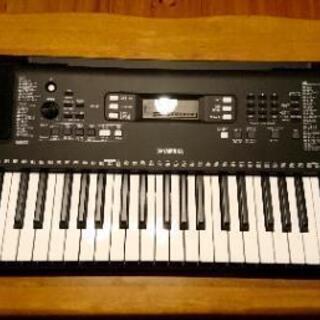 【楽器】YAMAHA 電子キーボード ポータトーン