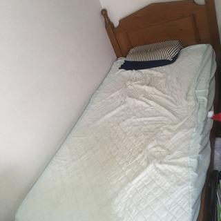 無料!快適ベッドのお引き取り!