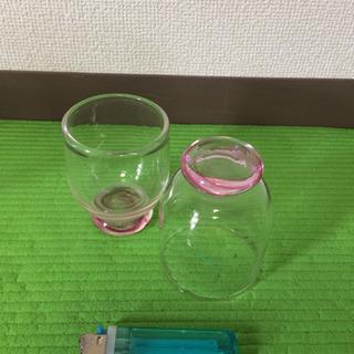 手作りグラス