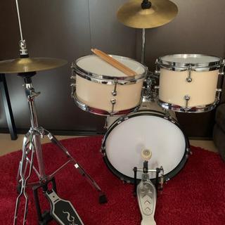 【交渉中】キッズ用ドラムセット 美品
