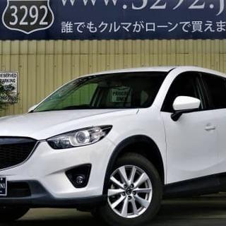 ☆誰でも車がローンで買える☆ CX-5 ジーゼルターボ
