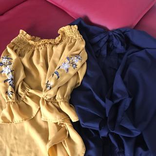 レディース、可愛いバルーン袖6枚