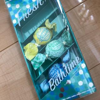 バスキャンディー 入浴剤の画像