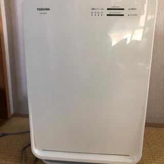 東芝製・加湿機能付空気清浄機(☆取引中です)