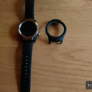 Ticwatch pro 中古 美品 プロテクションカバーおまけ