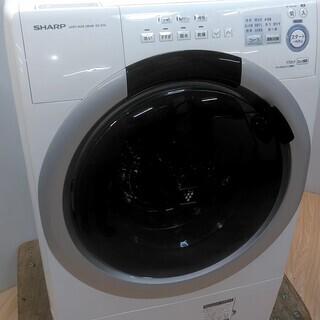 【お取引先決定】 ドラム式洗濯乾燥機 2017年製 幅60センチ...