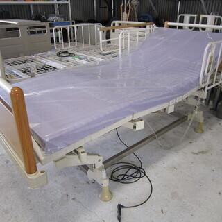 【中古】 介護ベッド フランスベッド製 2モーター