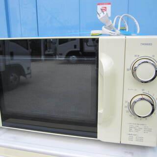 電子レンジ ツインバード DR-4215型 2011年製
