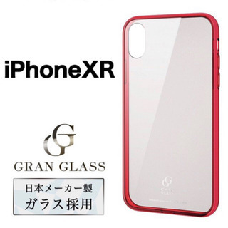 【新品・未使用】【即配】エレコム/iPhoneXR/シンプル/ガ...