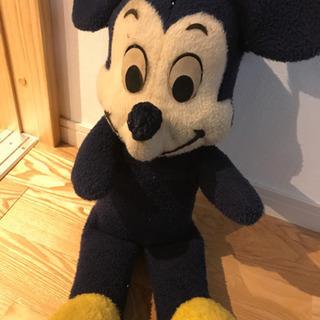 ヴィンテージミッキーマウス