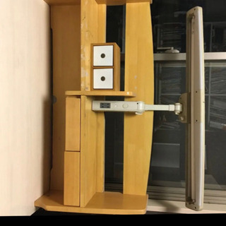 ニトリ 机 勉強机 本棚 収納付き
