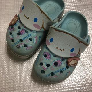 シナモンロール ♡ 可愛いスリッポン シューズ  15〜17cm