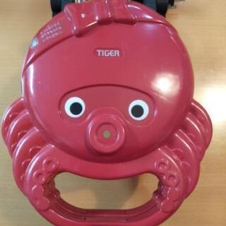 タイガー魔法瓶株式会社制作  タイガー電気たこ焼き