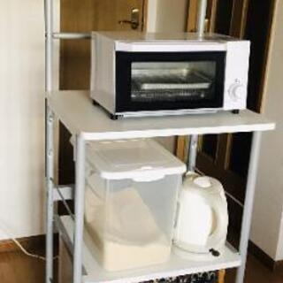 【商談中】キッチンラック・棚