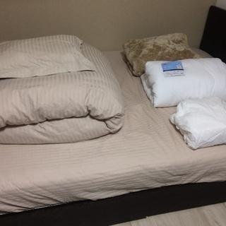 ニトリ等ベッドセット(交渉中)