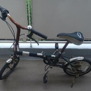 CHEVROLET シボレー 折り畳み自転車 ジャンク