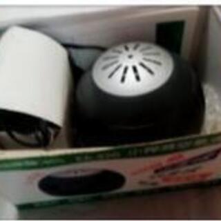 車用空気清浄機、室内も使える