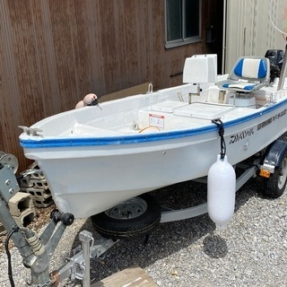 小型ボート フルセット