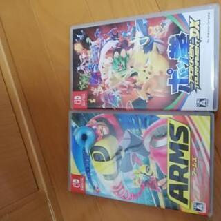 ARMS アームズ ポッ拳 セット スイッチカセット ソフト s...