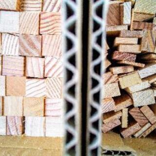 薪 よく燃える焚き付け 木材 端材