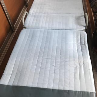 折りたたみ シングルベッド