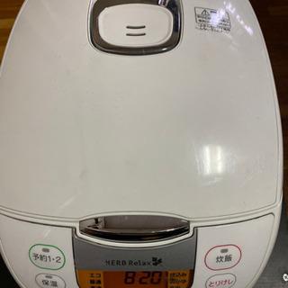 一升炊き炊飯器(ヤマダ電機オリジナル)
