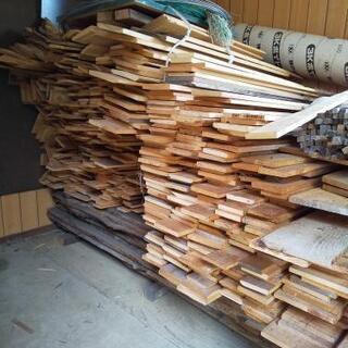 【募集中断】木材 薪 軽トラ1台分まとめて
