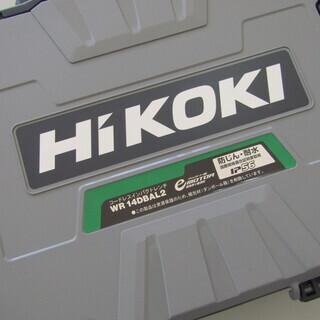 日立 HIKOKI 14.4V コードレスインパクトレンチ WR...
