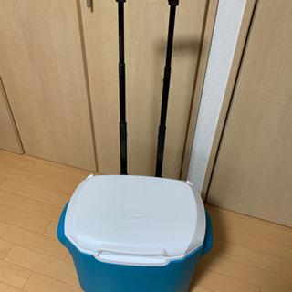 商談中 美品 1回使用 Coleman クーラーボックス 26L - 豊川市