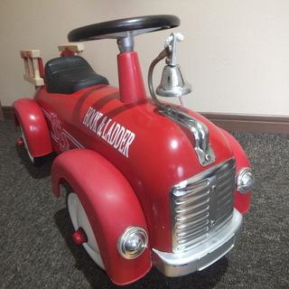 USA幼児用乗り物 消防自動車 乗用車