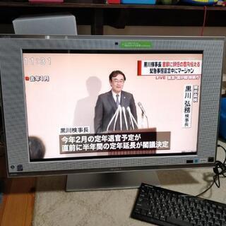 SONY 一体型PC VGC-LV50DB