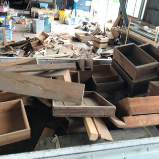 建築 廃材 材料 薪