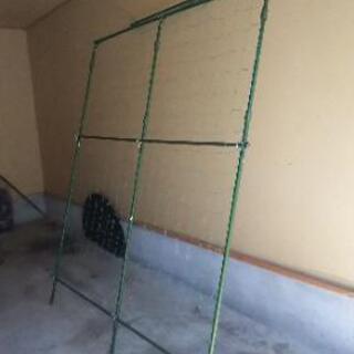 立て掛 グリーンカーテン用の支柱