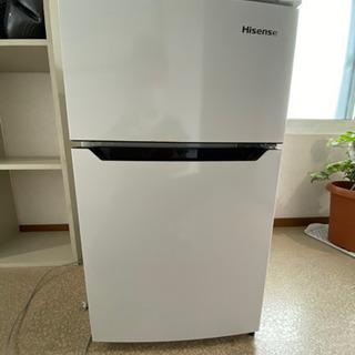 【取引決定しました。】2ドア冷蔵庫