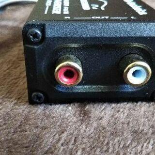 オーディオテクニカ(audio-technica) ハイ:ロー コンバーター(2ch用) AT-HLC110 - 車のパーツ