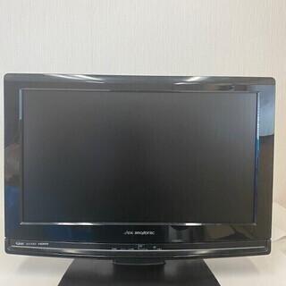 受け渡し予定者決定致しました。 中古 19V型液晶テレビ LVW...