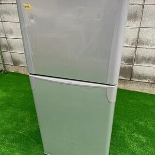 №e115 東芝冷凍冷蔵庫 2009年